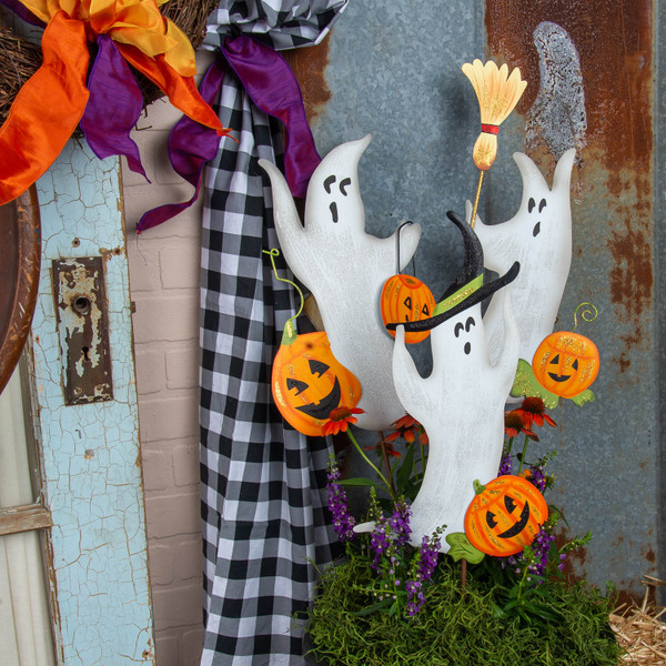 Ghostly Trio by The Round Top Collection