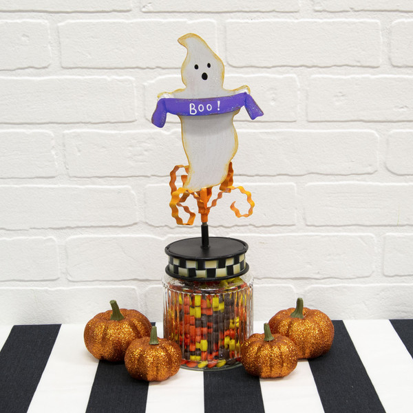 Celebrate Every Day Ghost Finial by The Round Top Collection